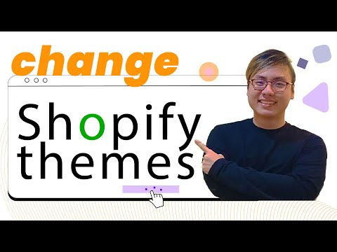 How to change your shopify themes - EcomSolid blog