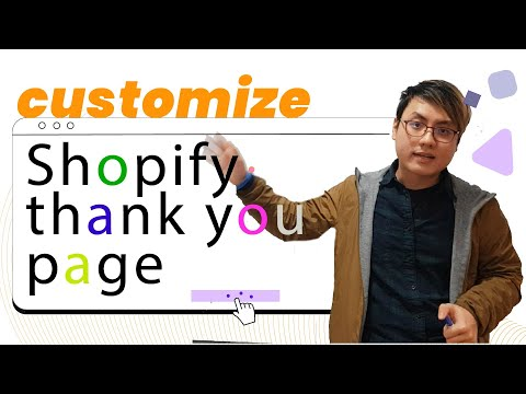 How to customize Shopify thank you page tutorial - EcomSolid Blog