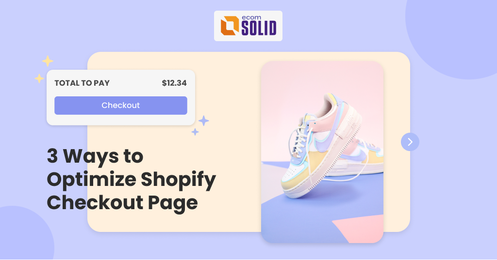 customize shopify check out page, how to build shopify store, ecomsolid