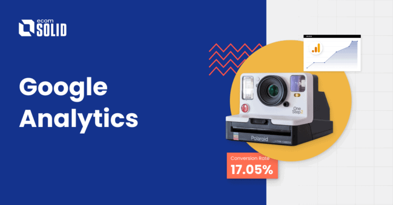 Google Analytics, how to add google analytics to shopify, where to add google analytics tracking conversion tracking, ecomsolid
