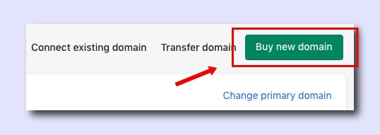 how to change shopify store domain name step 2