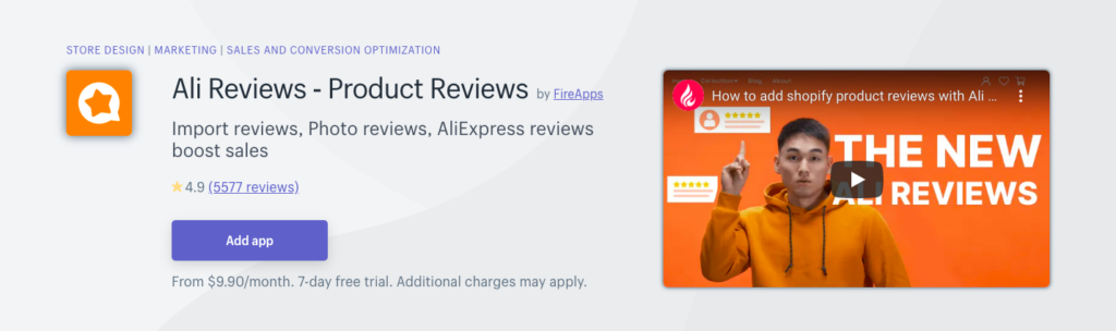 Ali Reviews ‑ Product Reviews