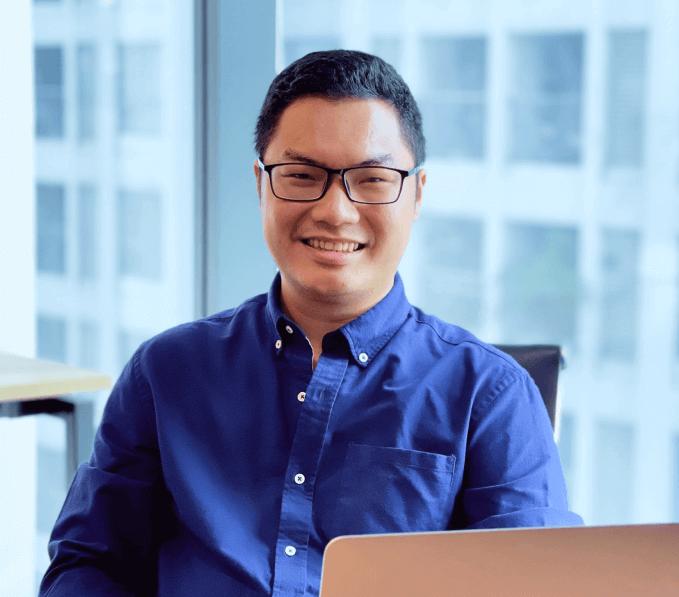 Chris Cao, Founder of EcomSolid