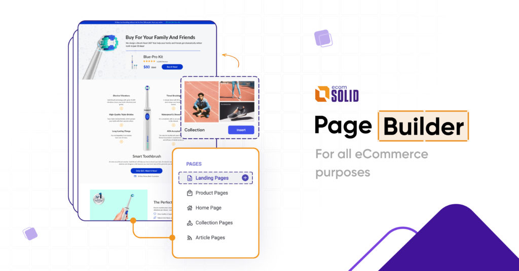EcomSolid Page Builder